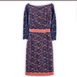 NWT Boden Lace Sheath Dress-Size 10R